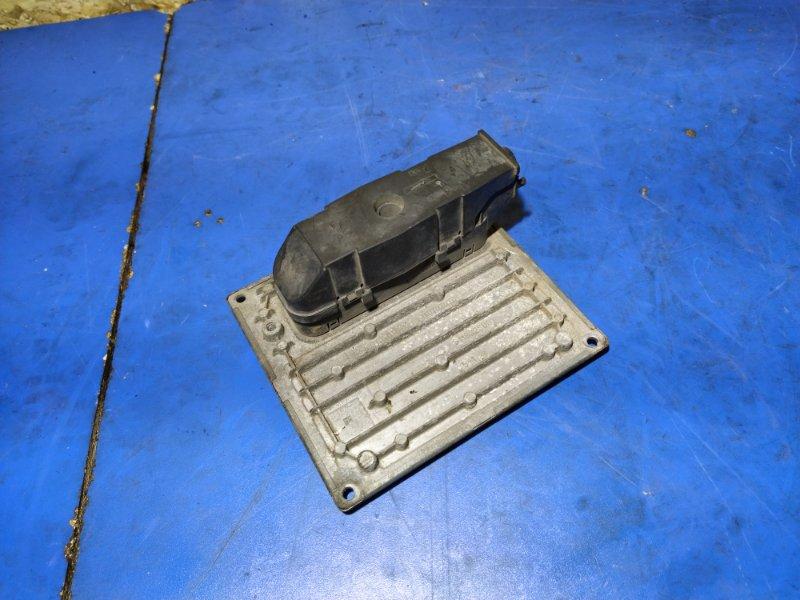 Блок управления двигателем Ford Fusion 2001-2012 ХЭТЧБЕК 1.4L DURATEC 16V EFI DOHC (75/80PS) 2009 (б/у)