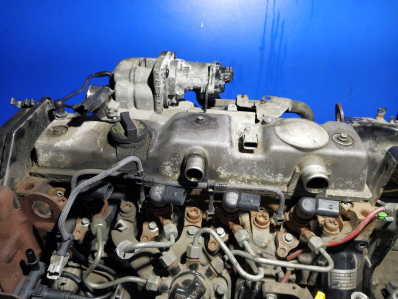 Клапанная крышка Ford S-Max 2006- 1.8L DURATORQ-TDCI (125PS) 02.2008 (б/у)