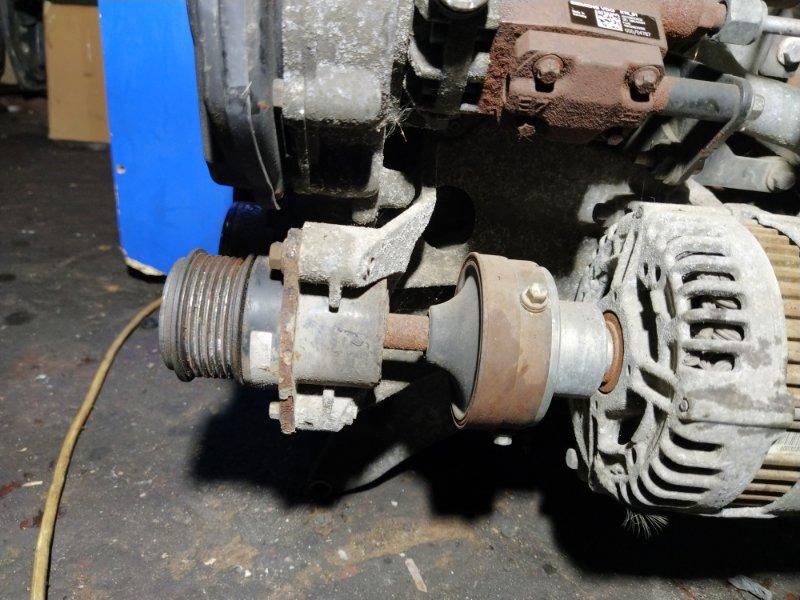 Шкив генератора Ford S-Max 2006- 1.8L DURATORQ-TDCI (125PS) 02.2008 (б/у)