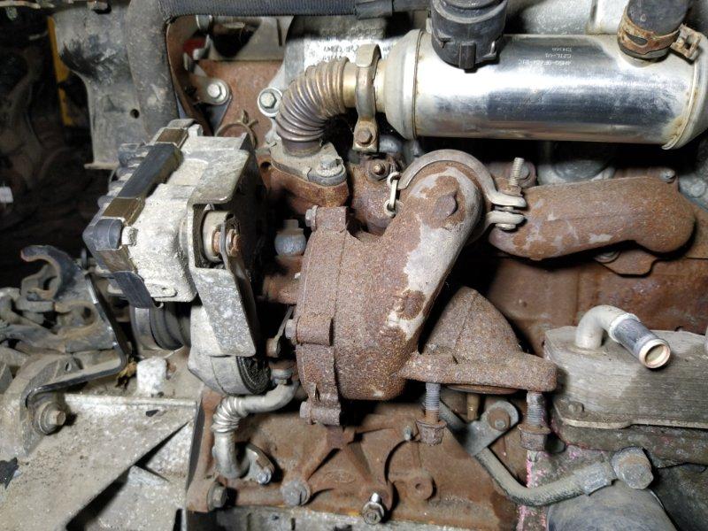 Турбокомпрессор (турбина) Ford S-Max 2006- 1.8L DURATORQ-TDCI (125PS) 02.2008 (б/у)