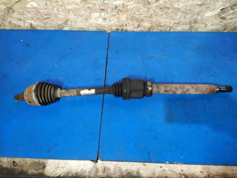 Привод передний правый Ford S-Max 2006- 1.8L DURATORQ-TDCI (125PS) 02.2008 (б/у)