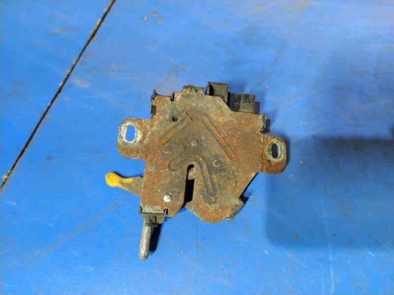 Замок капота Ford S-Max 2006- 1.8L DURATORQ-TDCI (125PS) 02.2008 (б/у)