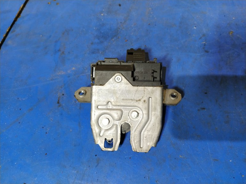 Замок двери багажника Ford S-Max 2006- 1.8L DURATORQ-TDCI (125PS) 02.2008 (б/у)