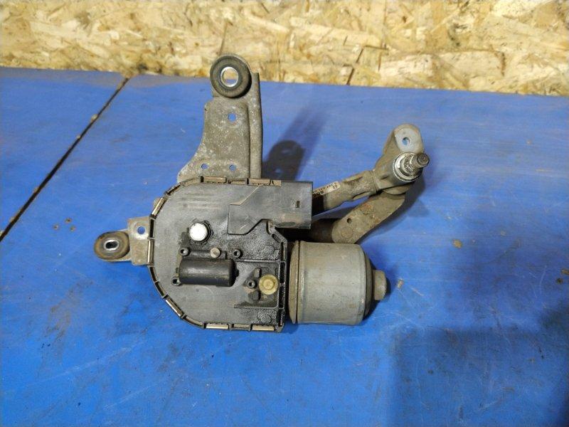 Моторчик стеклоочистителя передний Ford S-Max 2006- 1.8L DURATORQ-TDCI (125PS) 02.2008 правый (б/у)