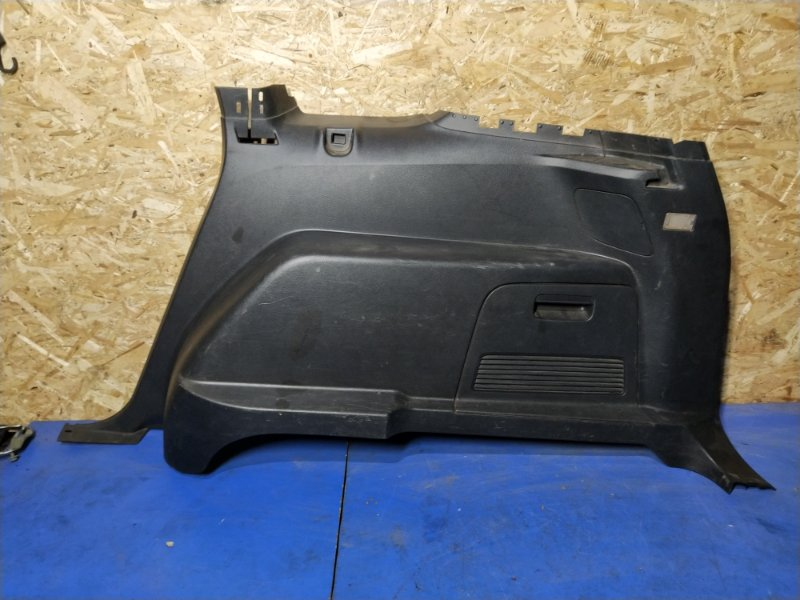 Обшивка багажника правая Ford S-Max 2006- 1.8L DURATORQ-TDCI (125PS) 02.2008 (б/у)