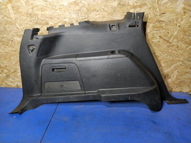Обшивка багажника левая Ford S-Max 2006- 1.8L DURATORQ-TDCI (125PS) 02.2008 (б/у)