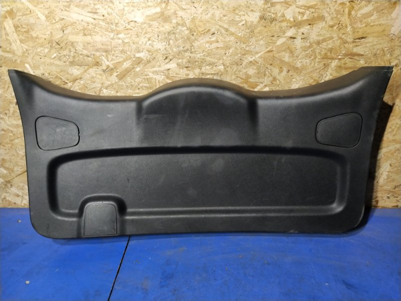 Обшивка двери багажника Ford S-Max 2006- 1.8L DURATORQ-TDCI (125PS) 02.2008 (б/у)