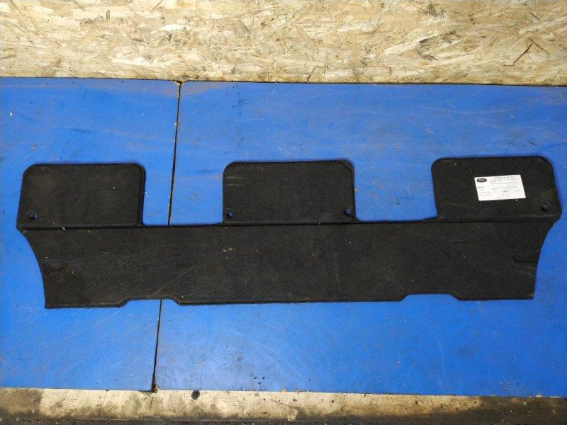 Пол багажника Ford S-Max 2006- 1.8L DURATORQ-TDCI (125PS) 02.2008 (б/у)