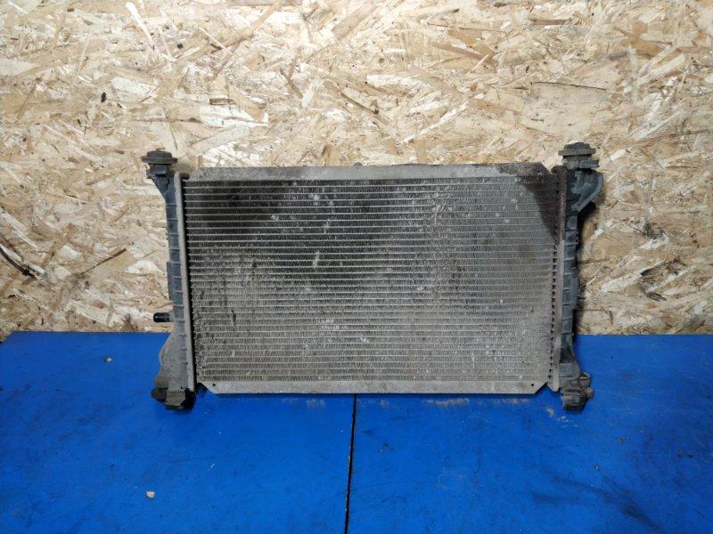 Радиатор охлаждения (основной) Ford Focus 1 1998-2005 СЕДАН 1.6L ZETEC-E EFI (100 Л.С.) 2001 (б/у)