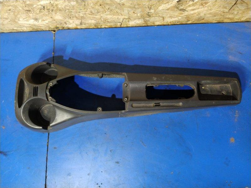 Консоль Ford Focus 1 (1998-2005) СЕДАН 1.6L ZETEC-E EFI (100 Л.С.) 2001 (б/у)