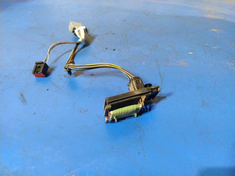 Резистор отопителя Ford Focus 1 (1998-2005) СЕДАН 1.6L ZETEC-E EFI (100 Л.С.) 2001 (б/у)