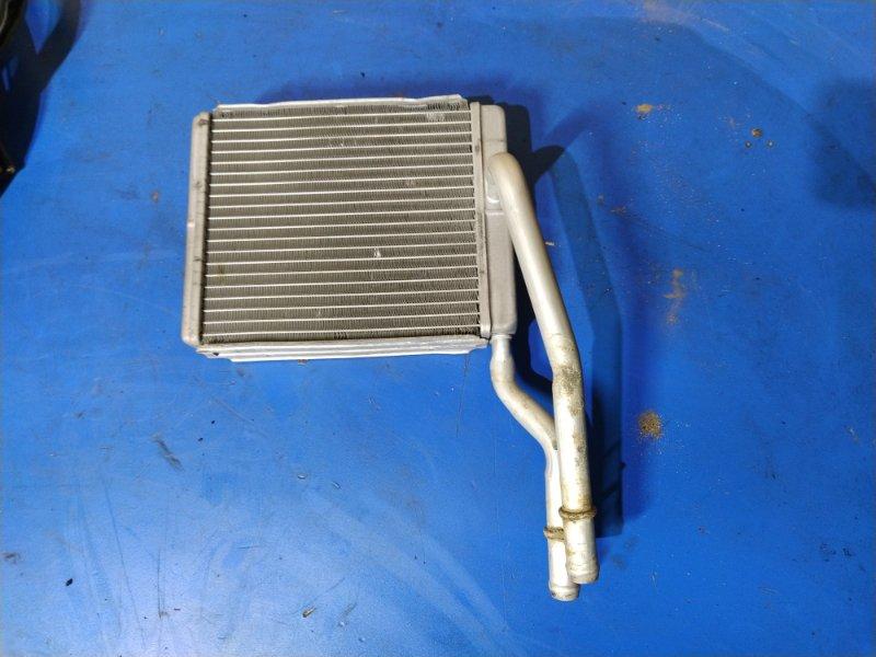 Радиатор отопителя Ford Focus 1 1998-2005 СЕДАН 1.6L ZETEC-E EFI (100 Л.С.) 2001 (б/у)