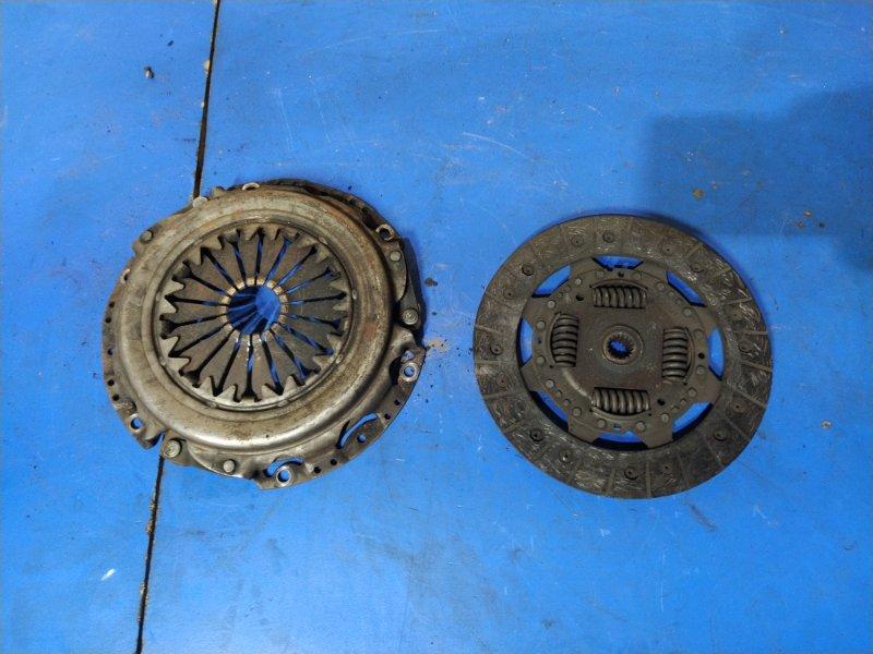 Комплект сцепления Ford Focus 1 (1998-2005) СЕДАН 1.6L ZETEC-E EFI (100 Л.С.) 2001 (б/у)