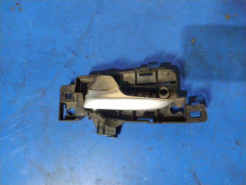 Ручка двери внутренняя левая Ford S-Max 2006- (б/у)