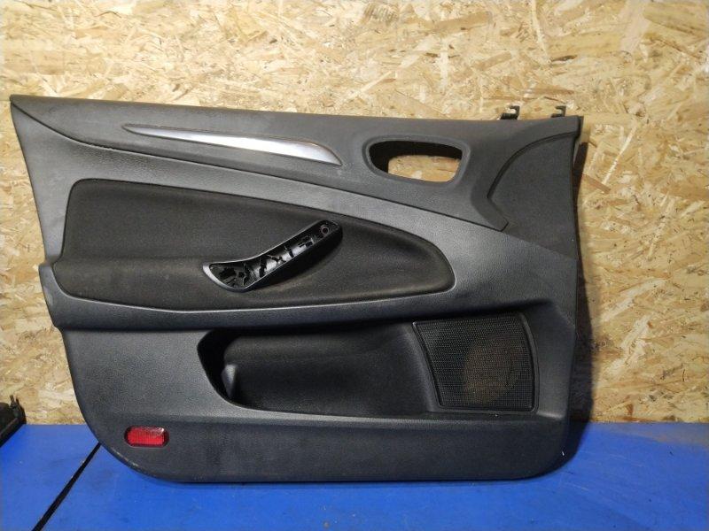 Обшивка двери передней левой Ford Mondeo 4 (2007-2014) (б/у)