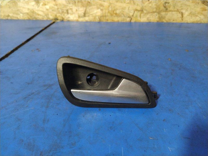 Ручка двери внутренняя Ford Focus 3 (2011>) правая (б/у)