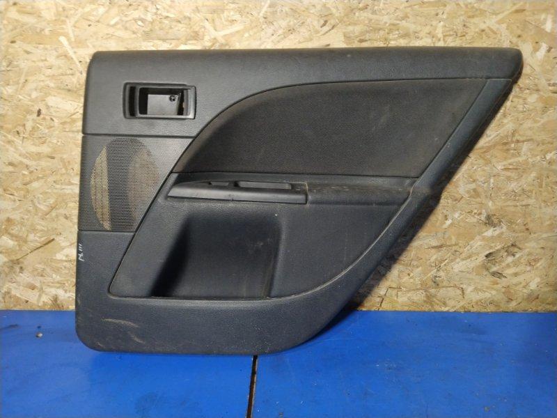 Обшивка двери задней правой Ford Mondeo 3 (2000-2007) (б/у)