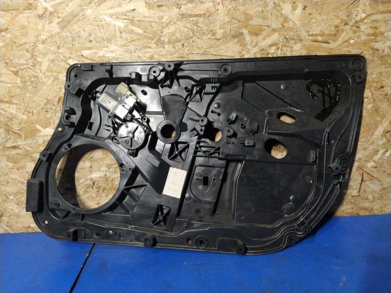 Стеклоподъёмник передний правый Ford Fiesta (2008-2012) (б/у)