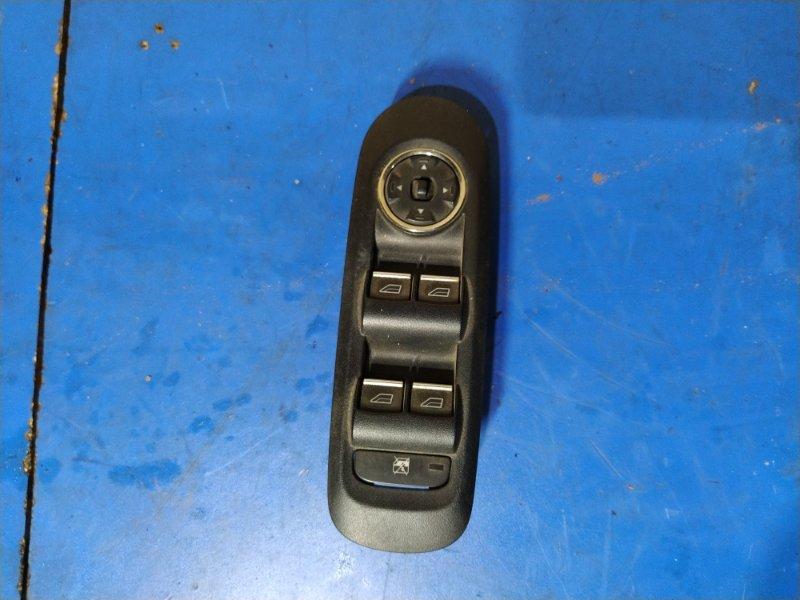 Блок кнопок стеклоподъемника (передней двери) Ford Mondeo 4 (2007-2014) (б/у)