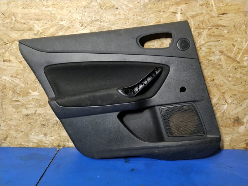 Обшивка двери задней левой Ford Mondeo 4 (2007-2014) (б/у)