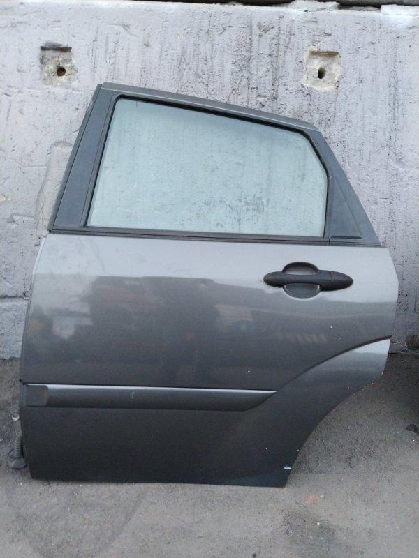 Дверь задняя левая Ford Focus 1 Usa (1998-2005) СЕДАН (б/у)