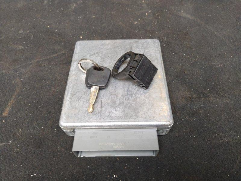 Блок управления двигателем Ford Focus 1 Usa (1998-2005) СЕДАН (б/у)