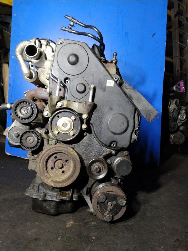 Двигатель (двс) Ford Focus 2 2004-2011 (б/у)