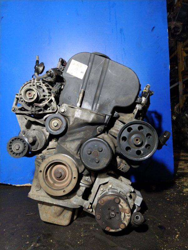 Двигатель (двс) Ford Focus 1 (1998-2005) 2.0 (б/у)