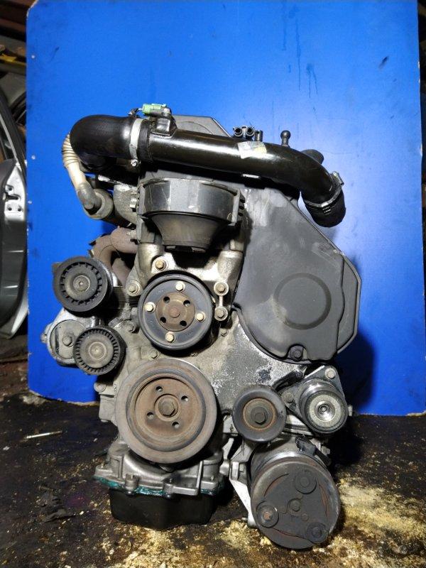 Двигатель (двс) Ford Focus 2 2004-2011 1.8 ДИЗ (б/у)