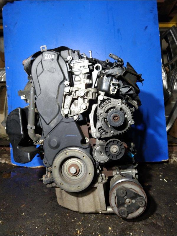 Двигатель (двс) Ford Focus 2 04- S-Max Galaxy 06- Kuga 08- 2.0 DIZEL (б/у)