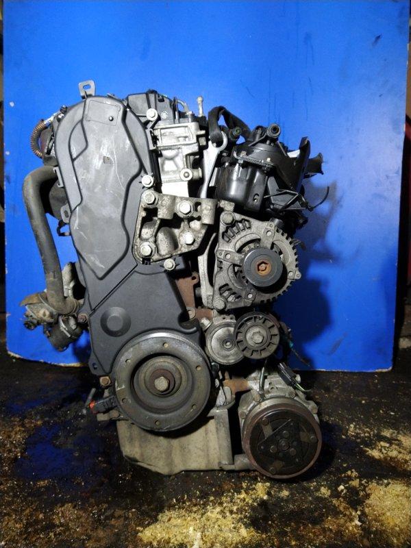 Двигатель (двс) Ford Focus 2 / S-Max / Galaxy 06-/ Kuga 08- 2.0 DIZEL (б/у)