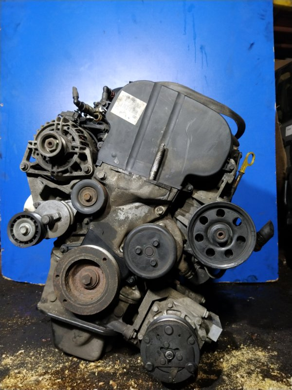 Двигатель (двс) Ford Focus 1 (1998-2005) 1.8 (б/у)