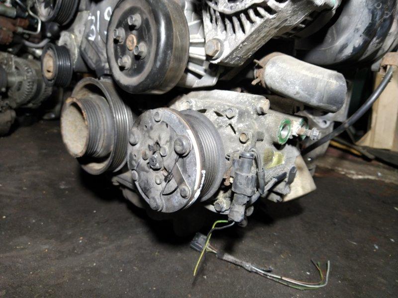 Компрессор кондиционера Ford Focus 1 (1998-2005) (б/у)