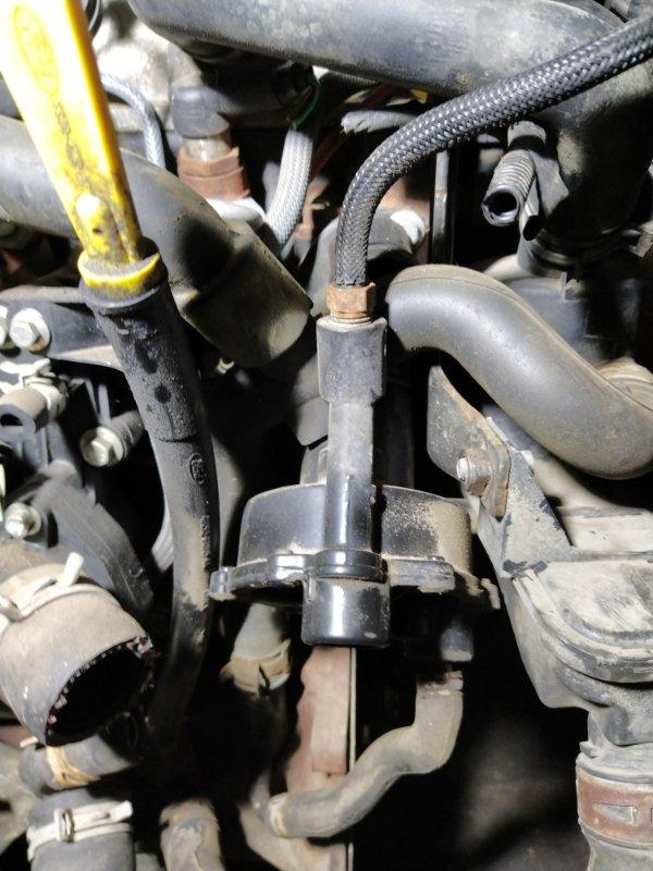 Насос вакуумный Ford Focus 2 2008-2011 (б/у)
