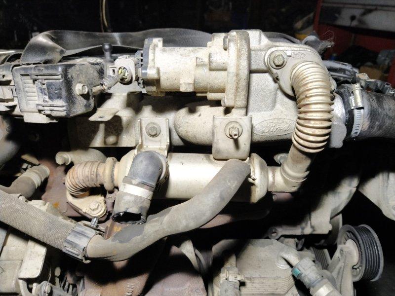 Радиатор (теплообменник) egr Ford Focus 2 2008-2011 (б/у)