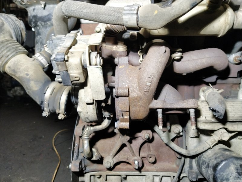 Турбокомпрессор (турбина) Ford Focus 2 2008-2011 (б/у)