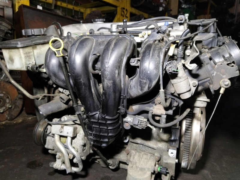 Коллектор впускной Ford Mondeo 3 (2000-2007) (б/у)