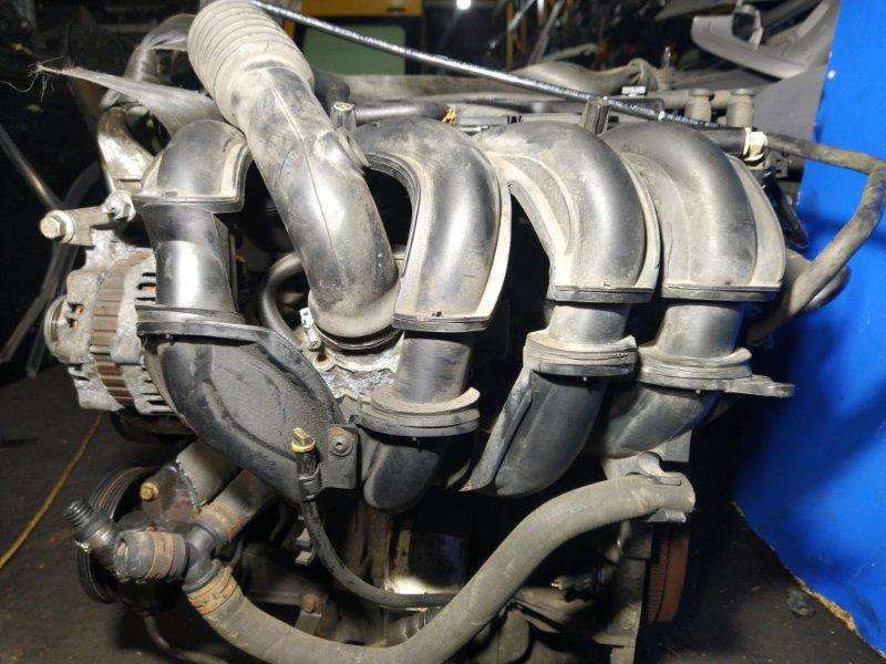 Коллектор впускной Ford Fiesta 2001-2008 (б/у)