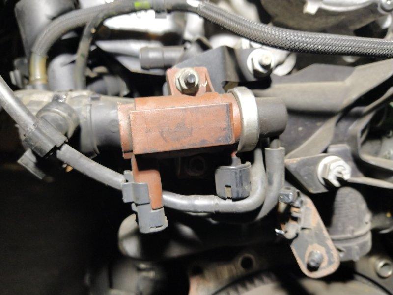 Клапан вакуумный Ford Focus 2 2004-2008 (б/у)
