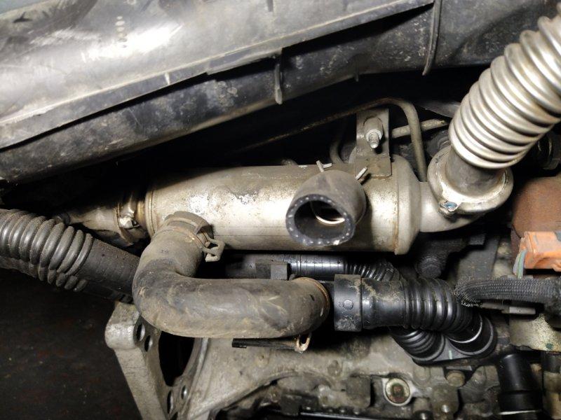 Радиатор (теплообменник) egr Ford Fiesta 2001-2008 (б/у)