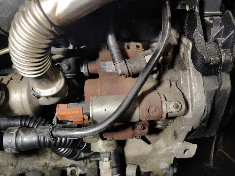 Тнвд Ford Fiesta (2001-2008) (б/у)