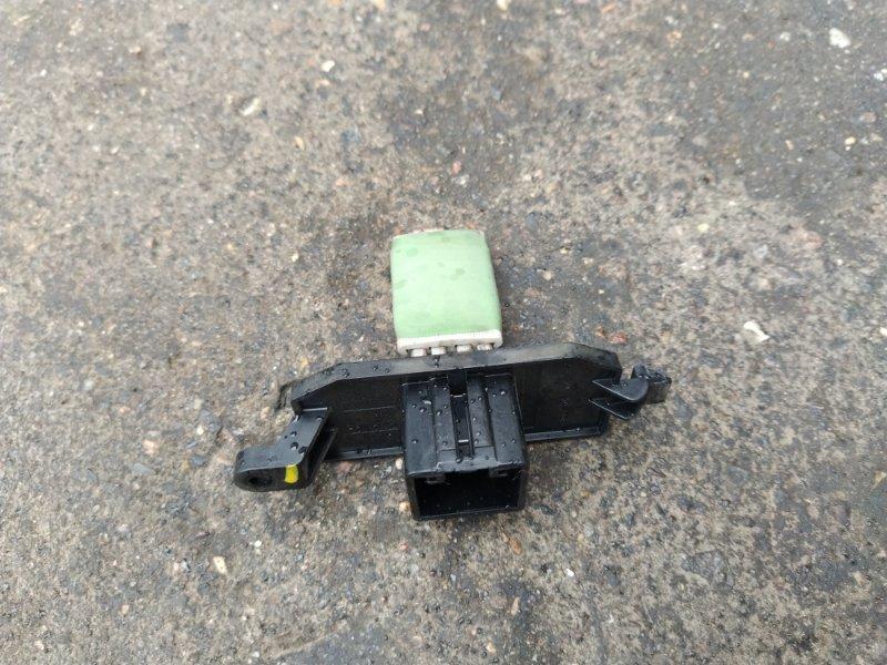Резистор отопителя Ford Focus 3 (2011>) УНИВЕРСАЛ (б/у)
