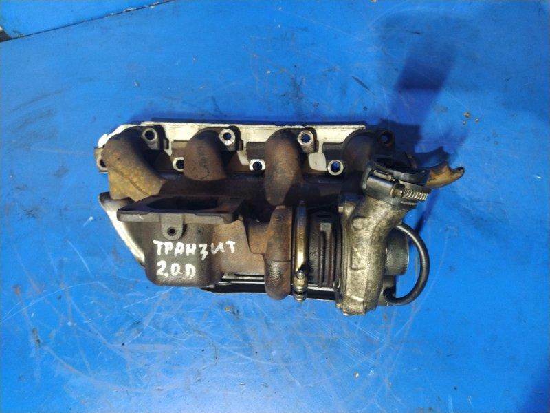 Турбокомпрессор (турбина) Ford Transit (2000-2006) (б/у)