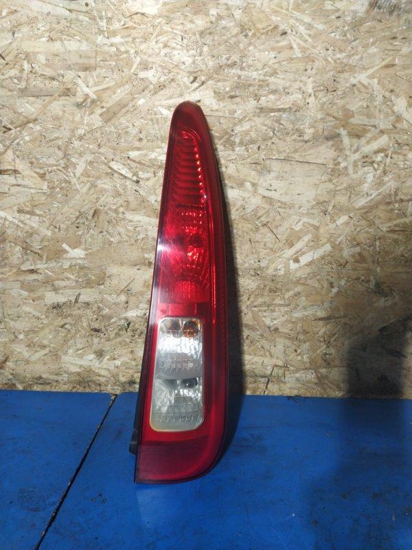 Фонарь задний правый Ford Fusion 2001-2012 ХЭТЧБЕК 1.4L DURATEC 16V EFI DOHC (75/80PS) 2007 (б/у)