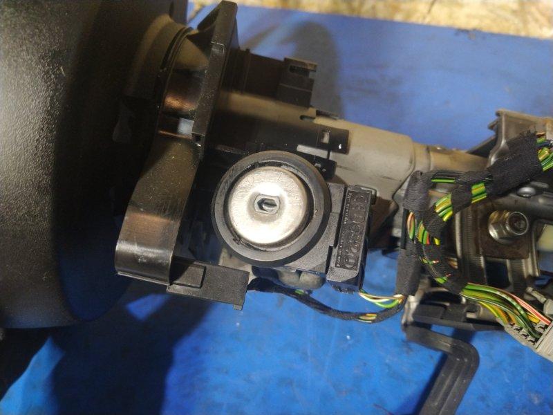 Замок зажигания Ford Fusion 2001-2012 ХЭТЧБЕК 1.4L DURATEC 16V EFI DOHC (75/80PS) 2007 (б/у)