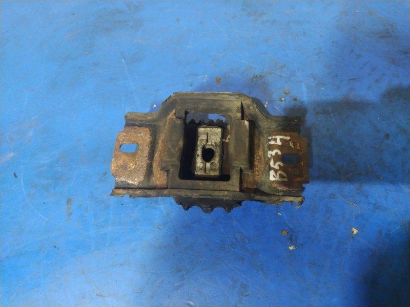 Опора двигателя левая Ford Fusion 2001-2012 ХЭТЧБЕК 1.4L DURATEC 16V EFI DOHC (75/80PS) 2007 (б/у)