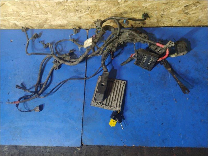 Блок управления двигателем Ford Fusion 2001-2012 ХЭТЧБЕК 1.4L DURATEC 16V EFI DOHC (75/80PS) 2007 (б/у)