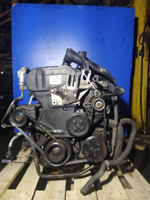 Двигатель (двс) Ford Fusion 2001-2012 ХЭТЧБЕК 1.4L DURATEC 16V EFI DOHC (75/80PS) 2007 (б/у)