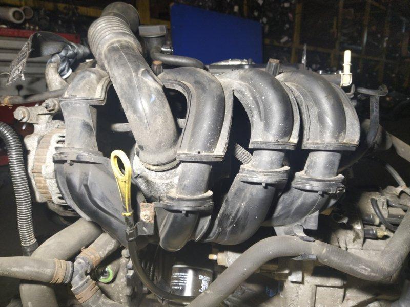 Коллектор впускной Ford Fusion 2001-2012 ХЭТЧБЕК 1.4L DURATEC 16V EFI DOHC (75/80PS) 2007 (б/у)