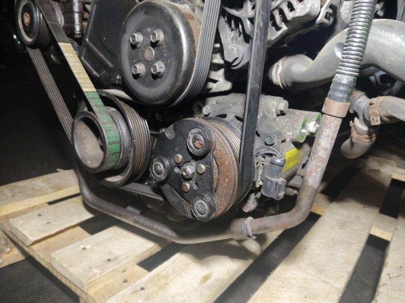 Компрессор кондиционера Ford Fusion 2001-2012 ХЭТЧБЕК 1.4L DURATEC 16V EFI DOHC (75/80PS) 2007 (б/у)